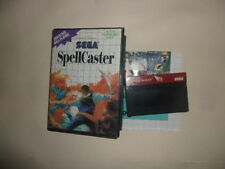 Covers SpellCaster mastersystem_pal