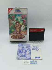 Covers Taz-Mania mastersystem_pal