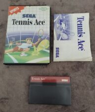 Covers Tennis Ace mastersystem_pal