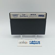 Covers The Simpsons: Bart vs. the Space Mutants mastersystem_pal