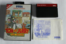 Covers Tom and Jerry : The Movie mastersystem_pal