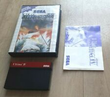 Covers Ultima IV : Quest of the Avatar mastersystem_pal
