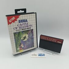 Covers Castle of Illusion starring Mickey Mouse mastersystem_pal
