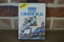 Covers Chase HQ mastersystem_pal
