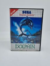 Covers Ecco the Dolphin mastersystem_pal