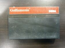 Covers Golfamania mastersystem_pal