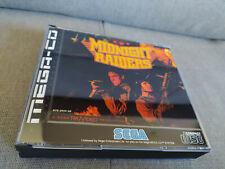 Covers Midnight Raiders megacd