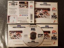 Covers NHL 94 megacd