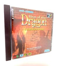 Covers Rise of the Dragon megacd