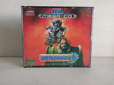 Covers Battlecorps megacd
