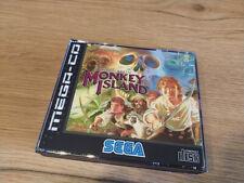 Covers The Secret of Monkey Island megacd