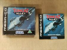 Covers Tomcat Alley megacd