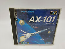 Covers AX-101 megacd