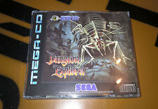 Covers Dungeon Explorer megacd