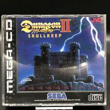 Covers Dungeon Master II: The Legend of Skullkeep megacd