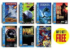 Covers Ecco: The Tides of Time megacd