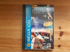 Covers Flashback: The Quest for Identity megacd
