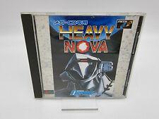 Covers Heavy Nova megacd