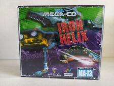 Covers Iron Helix megacd