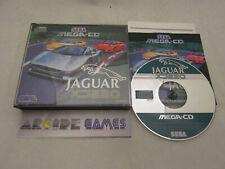 Covers Jaguar XJ220 megacd