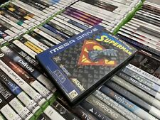Covers Death and Return of Superman megadrive_pal