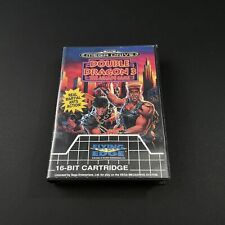 Covers Double Dragon 3 : The Arcade Game megadrive_pal