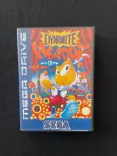 Covers Dynamite Headdy megadrive_pal