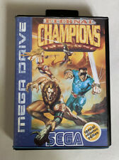 Covers Eternal Champions: Special Collectors Edition megadrive_pal