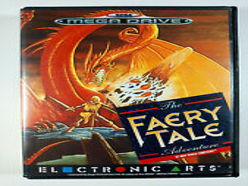 Covers Faery Tale Adventure megadrive_pal