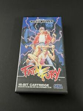 Covers Fatal Fury megadrive_pal