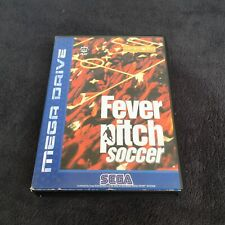 Covers Fever Pitch Soccer megadrive_pal