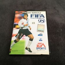 Covers FIFA 98: Road to World Cup megadrive_pal