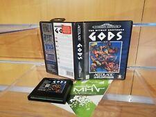 Covers GODS megadrive_pal