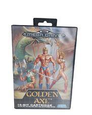 Covers Golden Axe megadrive_pal
