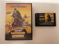 Covers Indiana Jones and the Last Crusade megadrive_pal