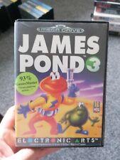 Covers James Pond 3 Operation Starfish megadrive_pal