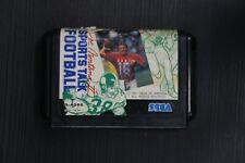 Covers Joe Montana II Sports Talk Football megadrive_pal