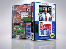 Covers John Madden Football 93 megadrive_pal