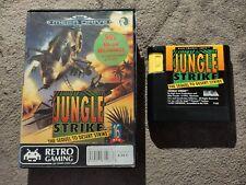 Covers Jungle Strike : The Sequel to Desert Strike megadrive_pal