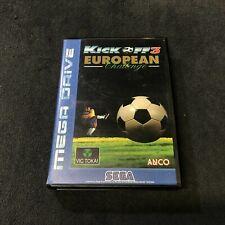 Covers Kick Off 3 : European Challenge megadrive_pal