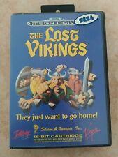 Covers Lost Vikings, The megadrive_pal
