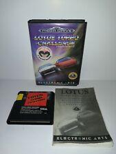 Covers Lotus Turbo Challenge megadrive_pal