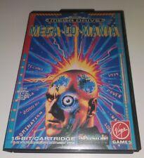 Covers MegaLoMania megadrive_pal