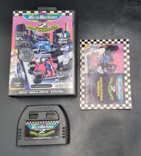 Covers Micro Machines 2 : Turbo Tournament megadrive_pal