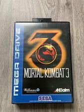 Covers Mortal Kombat 3 megadrive_pal