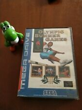 Covers Olympic Summer Games megadrive_pal