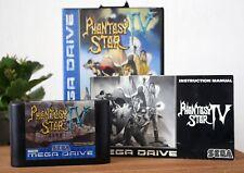 Covers Phantasy Star IV megadrive_pal