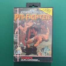 Covers Pit Fighter megadrive_pal