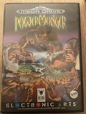 Covers Power Monger megadrive_pal