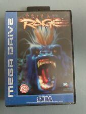Covers Primal Rage megadrive_pal